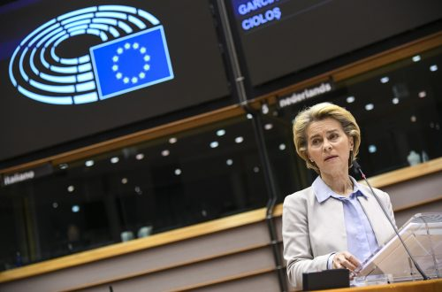 Plenary session - Preparation of the European Council meeting of 10-11 December 2020