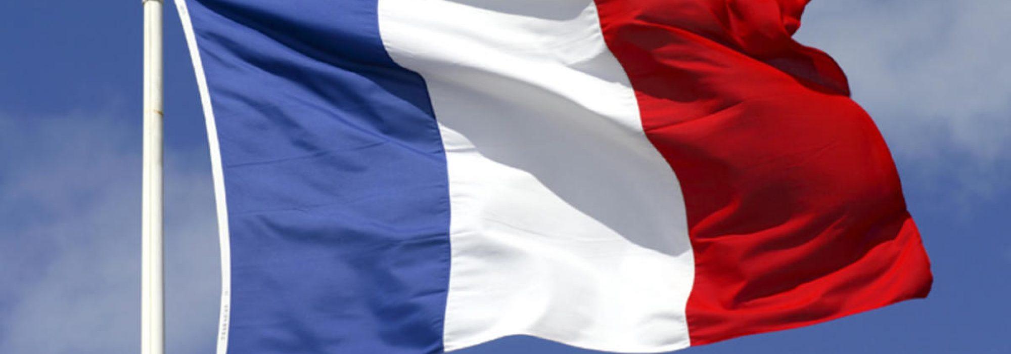 flaga FR